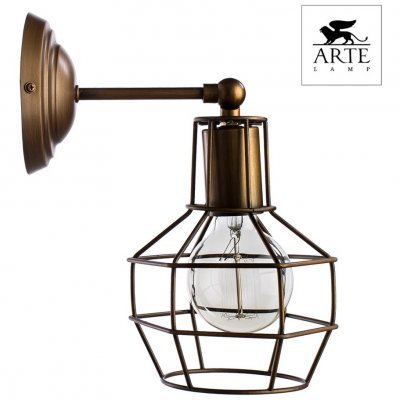Бра Arte Lamp INTERNO A9182AP-1BZ
