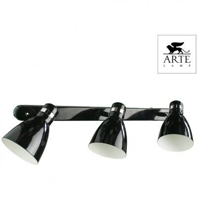 Бра Arte Lamp MERCOLED A5049PL-3BK