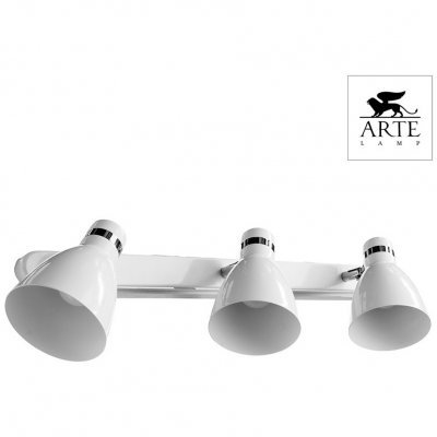 Бра Arte Lamp MERCOLED A5049PL-3WH
