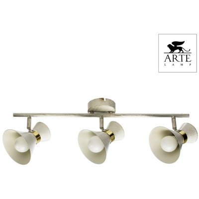 Спот Arte Lamp Baltimore A1406PL-3WG