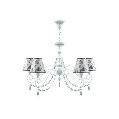 Люстра подвесная Maytoni Lamp4You Classic 27 E3-05-WM-LMP-O-8-CRL-E3-05-TR-UP