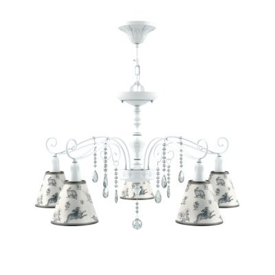 Люстра подвесная Maytoni Lamp4You Provence 23 E4-05-WM-LMP-O-8-CRL-E4-05-TR-DN